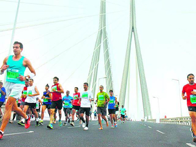 Standard Chartered Mumbai Marathon (since inception) and other marathons Pan-India (Delhi, Bangalore, Calcutta)