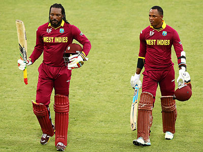 The West Indies Tour in Sri- Lanka (Cricket) 2014