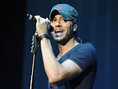 Enrique Iglesias Concert in Colombo, 2015